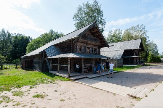 Vitoslavlitsy Museum of Folk Architecture, Veliky Novgorod, Russia, photo 3