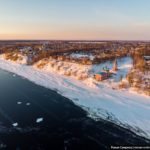Tutayev – the view from above