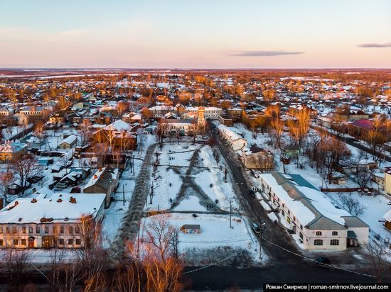 Tutayev, Russia - the view from above, photo 13