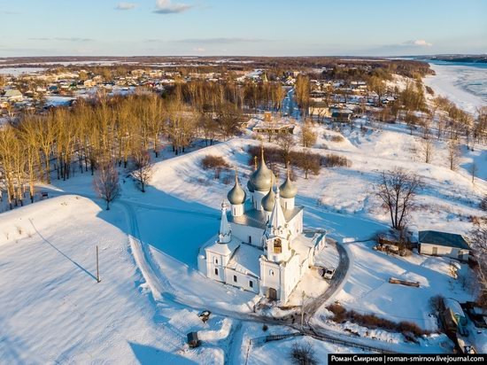 Tutayev, Russia - the view from above, photo 3