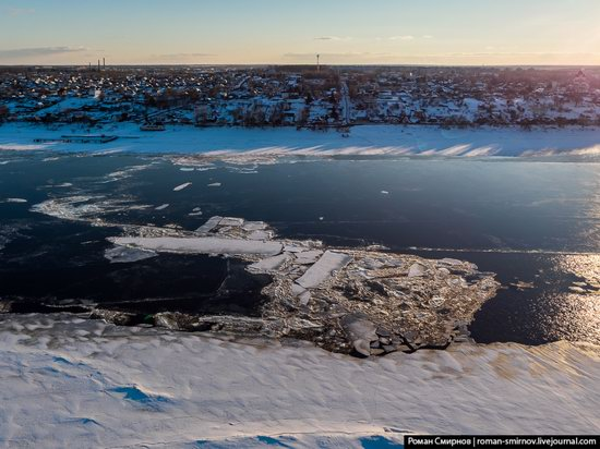 Tutayev, Russia - the view from above, photo 5