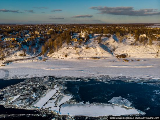 Tutayev, Russia - the view from above, photo 6