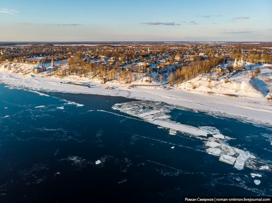 Tutayev, Russia - the view from above, photo 7