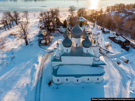Tutayev, Russia - the view from above, photo 9