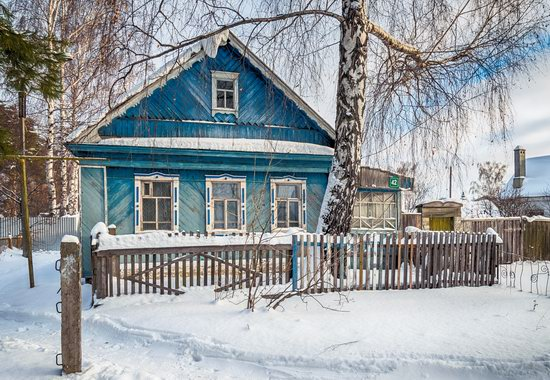 Aesthetics of winter in provincial Russia, photo 1