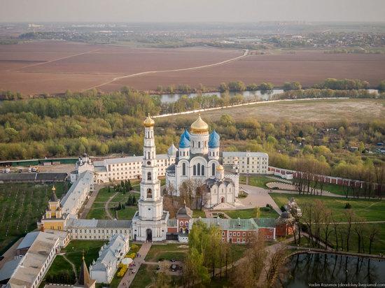 Nikolo-Ugreshsky Monastery in Dzerzhinsky, Moscow Oblast, Russia, photo 1