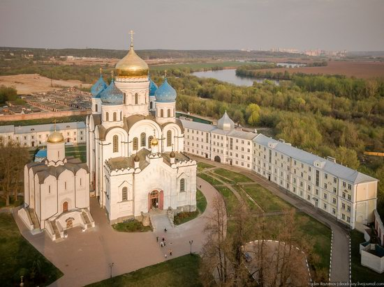 Nikolo-Ugreshsky Monastery in Dzerzhinsky, Moscow Oblast, Russia, photo 14