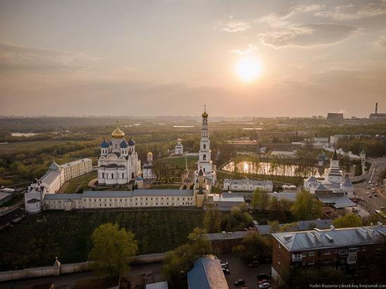 Nikolo-Ugreshsky Monastery in Dzerzhinsky, Moscow Oblast, Russia, photo 17