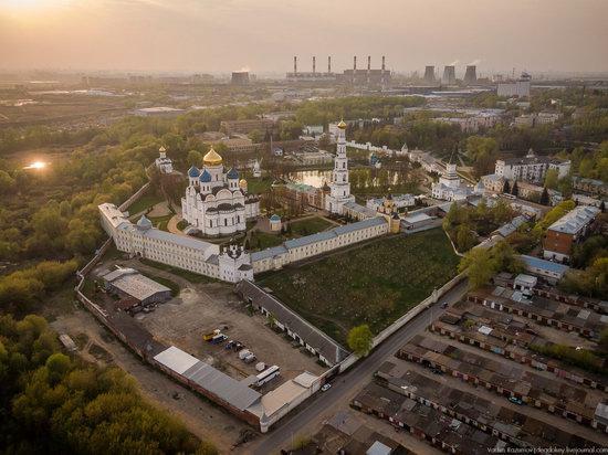 Nikolo-Ugreshsky Monastery in Dzerzhinsky, Moscow Oblast, Russia, photo 18