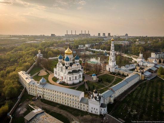 Nikolo-Ugreshsky Monastery in Dzerzhinsky, Moscow Oblast, Russia, photo 2