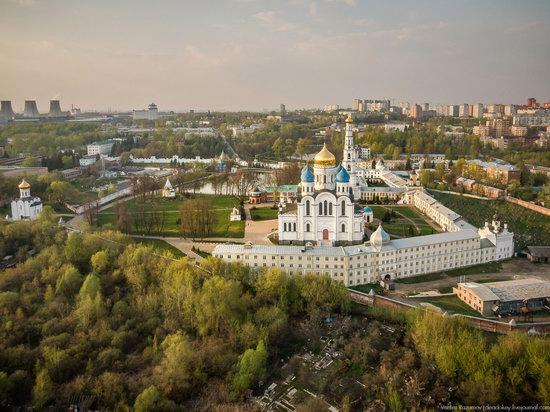 Nikolo-Ugreshsky Monastery in Dzerzhinsky, Moscow Oblast, Russia, photo 3