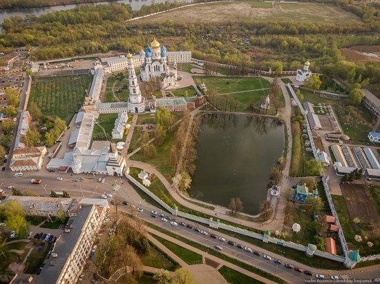 Nikolo-Ugreshsky Monastery in Dzerzhinsky, Moscow Oblast, Russia, photo 8