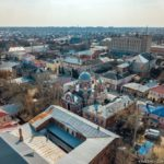Yelets – the view from above