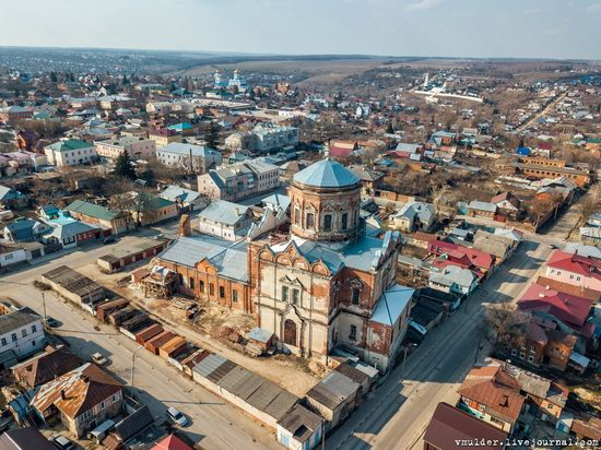 Yelets, Russia - the view from above, photo 11