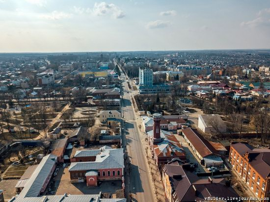 Yelets, Russia - the view from above, photo 14