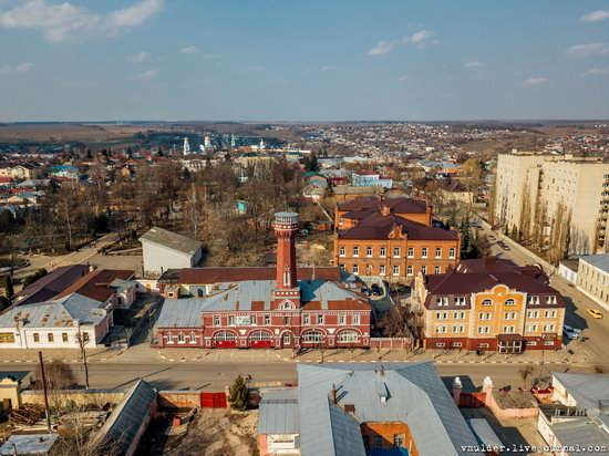 Yelets, Russia - the view from above, photo 15
