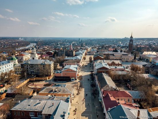 Yelets, Russia - the view from above, photo 2