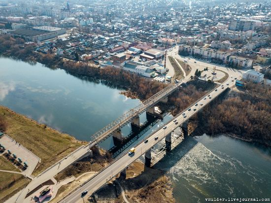 Yelets, Russia - the view from above, photo 23