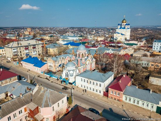 Yelets, Russia - the view from above, photo 5