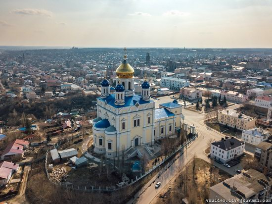 Yelets, Russia - the view from above, photo 8