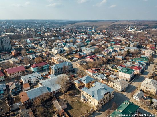 Yelets, Russia - the view from above, photo 9