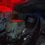 Abandoned Uranium Mine in the Stavropol Region