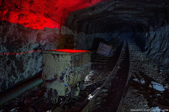 Abandoned Uranium Mine in the Stavropol Region, Russia, photo 1