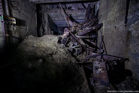 Abandoned Uranium Mine in the Stavropol Region, Russia, photo 11