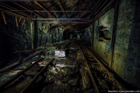Abandoned Uranium Mine in the Stavropol Region, Russia, photo 12