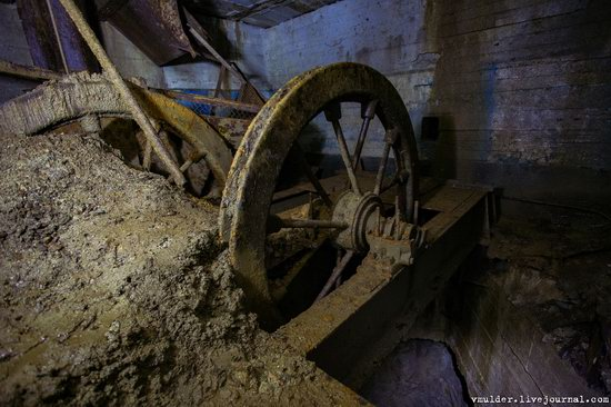 Abandoned Uranium Mine in the Stavropol Region, Russia, photo 15