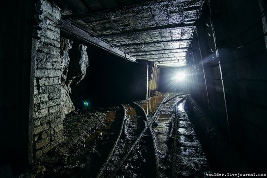 Abandoned Uranium Mine in the Stavropol Region, Russia, photo 16