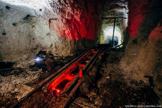 Abandoned Uranium Mine in the Stavropol Region, Russia, photo 22