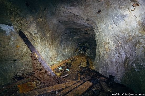 Abandoned Uranium Mine in the Stavropol Region, Russia, photo 23