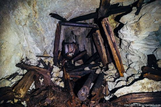 Abandoned Uranium Mine in the Stavropol Region, Russia, photo 25