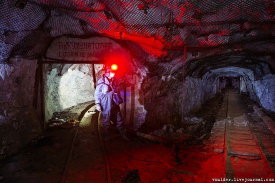 Abandoned Uranium Mine in the Stavropol Region, Russia, photo 6