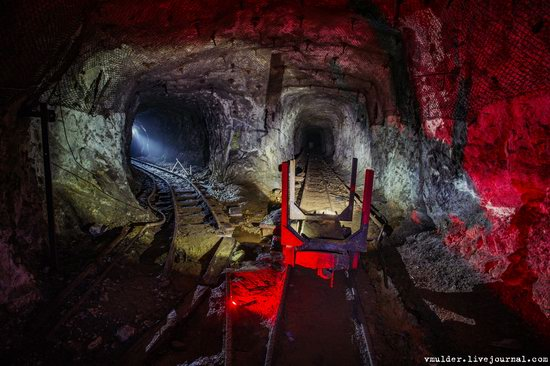 Abandoned Uranium Mine in the Stavropol Region, Russia, photo 9