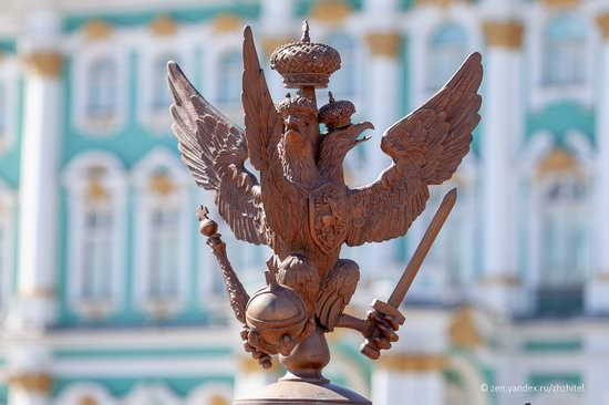 The secret of the three-headed eagles of Russia, photo 1