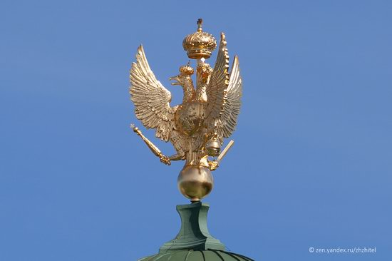 The secret of the three-headed eagles of Russia, photo 4