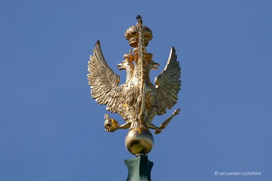 The secret of the three-headed eagles of Russia, photo 5