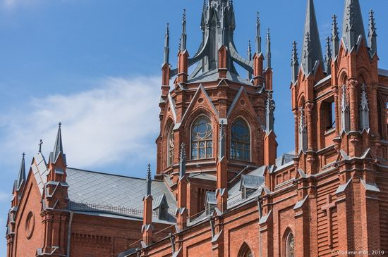 The Largest Catholic Cathedral in Russia, photo 12