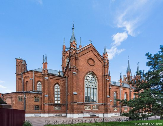 The Largest Catholic Cathedral in Russia, photo 13