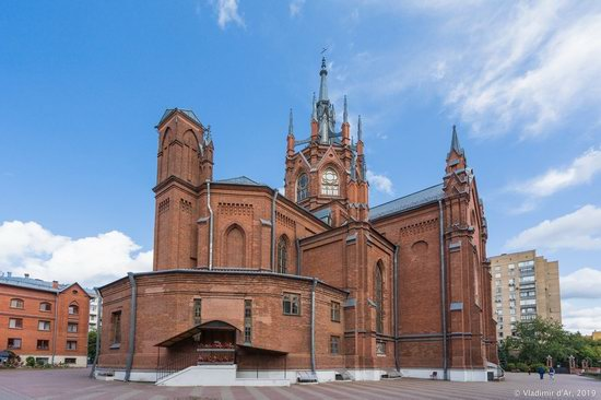 The Largest Catholic Cathedral in Russia, photo 14