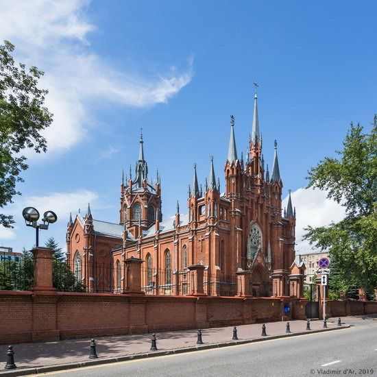 The Largest Catholic Cathedral in Russia, photo 2