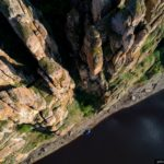 Lena Pillars – the view from above
