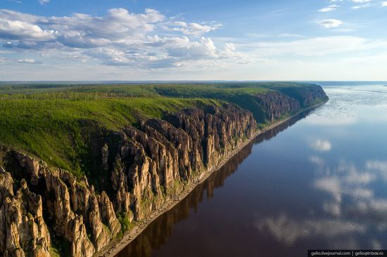 Lena Pillars, Yakutia, Russia, photo 10