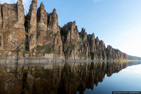 Lena Pillars, Yakutia, Russia, photo 13