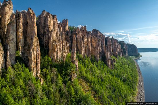 Lena Pillars, Yakutia, Russia, photo 14