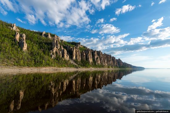 Lena Pillars, Yakutia, Russia, photo 15