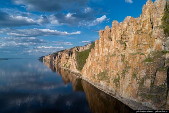 Lena Pillars, Yakutia, Russia, photo 17