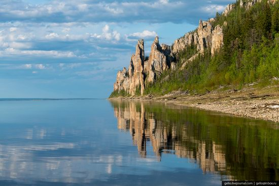 Lena Pillars, Yakutia, Russia, photo 19
